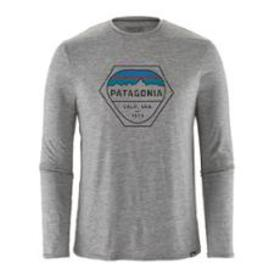Patagonia Capilene Daily Graphic Long-Sleeve T-Shi