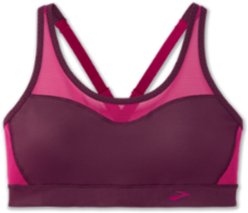 Brooks FastForward Crossback Sports Bra