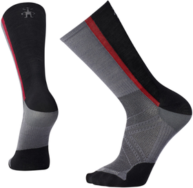 Smartwool PhD Cycle Ultra Light Pattern Crew Socks