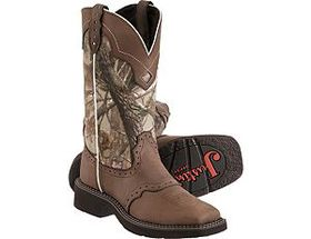 Justin Boots® Women's Gypsy Camo Boots