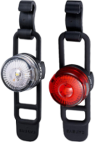 CatEye Loop 2 Front/Rear SL-LD140 Bike Light Combo