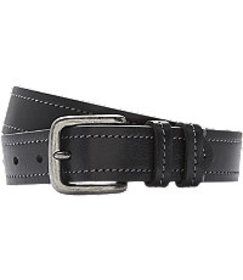 Jos Bank Jos. A. Bank Stitched Belt CLEARANCE