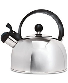 Primula Liberty 2.5-Qt. Stainless Steel Whistling