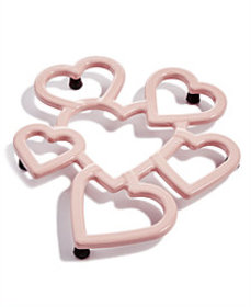Martha Stewart Collection Hearts Trivet, Created f