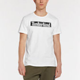 Timberland Men's Camo Logo Graphic T-Shirt