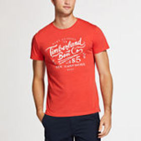 Timberland Men's Boot Co. Graphic T-Shirt