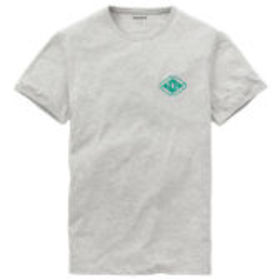 Timberland Men's Faded Logo Badge Graphic T-Shirt