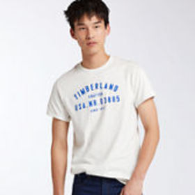 Timberland Men's USA-NH Ringer T-Shirt