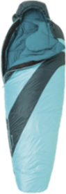 Big Agnes Blue Lake 25 Sleeping Bag - Women's - Pe