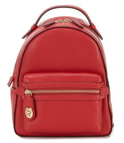 COACH Coach Pebble Campus 23 Backpack