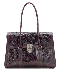 Patricia Nash Burnished Tooled Collection Vienna S