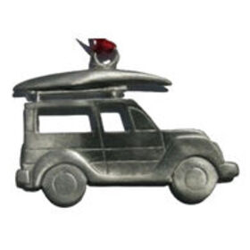 CREATIVELY YOURS SUV with Kayak Ornament