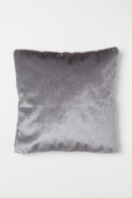 CLASSIC COLLECTION Faux Fur Cushion Cover