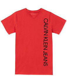 Calvin Klein Jeans Little Boys Logo T-Shirt