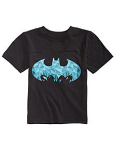 DC Comics Little Boys Batman Graphic Cotton T-Shir