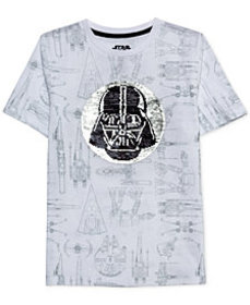 Jem Big Boys Darth Vader Graphic T-Shirt