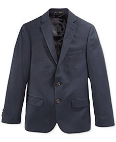 Lauren Ralph Lauren Big Boys Husky Solid Suit Jack