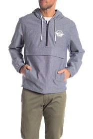 Dockers Taslan Hooded Popover