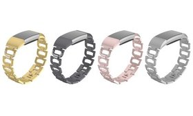 Element Works Rhinestone Replacement Band for Fitb