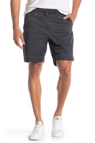 John Varvatos Star USA Flat Front Shorts
