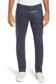 PAIGE Transcend - Lennox Slim Fit Jeans (Nightfall