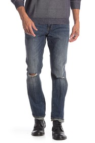 John Varvatos Star USA Bowery Fit Slim Straight Je