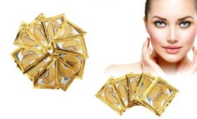 24K Gold Collagen Gel Anti-Aging Anti-Wrinkle Unde