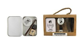Retro Men Hair Style Barber Kit Set