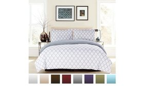 Luxury Soft Premium 3 Piece Duvet Cover Sets with