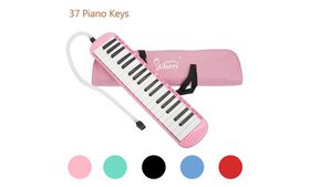 32/37 Piano Keys Melodica Musical Instrument for M