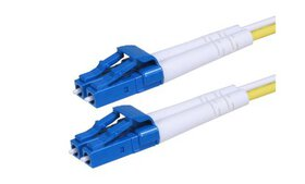 Monoprice Fiber Optic Cable LC to LC, 9 125 Type S