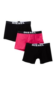 Diesel Sebastian Boxer Briefs - Pack of 3
