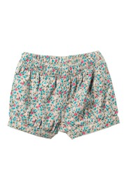 Tea Collection Ditsy Floral Bubble Shorts (Baby Gi