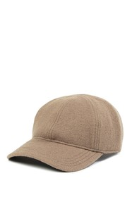 Converse Faux Shearling Unstructured Cap