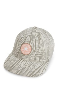 Converse Patterned Short Visor Cap