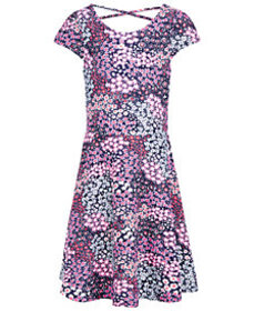 Epic Threads Super Soft Big Girls Floral-Print Dre