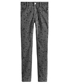 Epic Threads Big Girls Splatter-Print Jeans, Creat