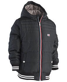 Tommy Hilfiger Toddler Boys Bailey Hooded Puffer J