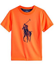Polo Ralph Lauren Toddler Boys Logo-Print T-Shirt