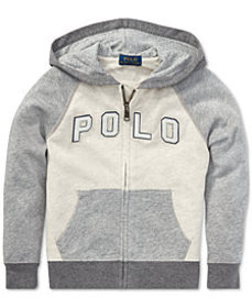 Polo Ralph Lauren Toddler Boys Cotton Spa Terry Ho