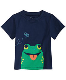First Impressions Toddler Boys Toad-Print T-Shirt,