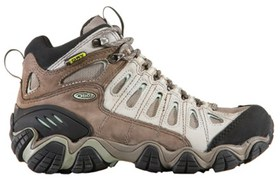 Oboz Sawtooth Mid BDry Hiking Boots - Women's
