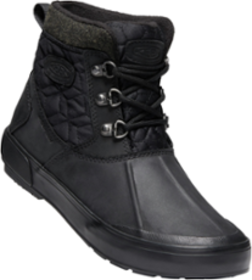 KEEN Elsa II Waterproof Quilted Ankle Boots - Wome