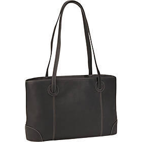 Piel Small Leather Working Tote