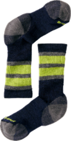 Smartwool Stripe Hike Medium Crew Socks - Kids'