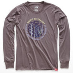 THE NORTH FACE Women's Bottle Source Long-Sleeve T