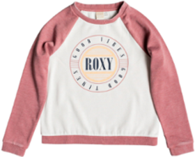 Roxy Palm Bazaar Fleece Sweatshirt - Girls'
