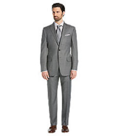 Jos Bank Reserve Collection Tailored Fit Solid Sui