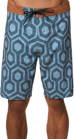 O'Neill Hyperfreak Wrenched Board Shorts - Men's