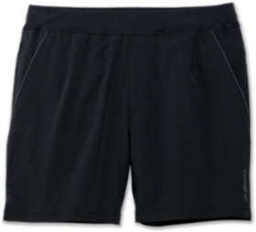 "Brooks Fremont 7"" Linerless Running Shorts - Men's"